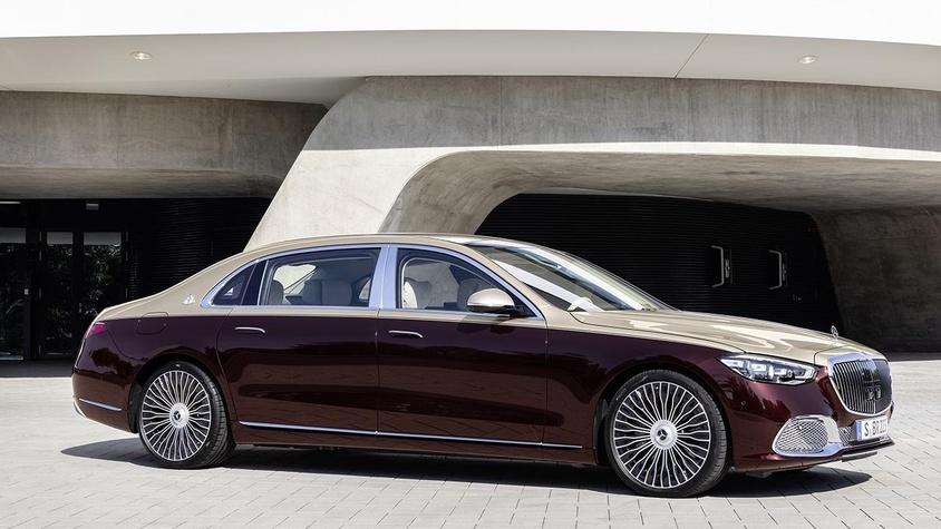 Mercedes S-Class Maybach